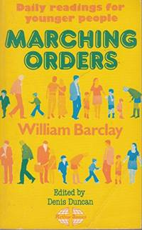 Marching Orders by Barclay, William