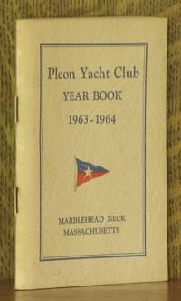 PLEON YACHT CLUB YEAR BOOK 1963-1964