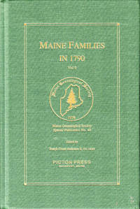 Maine Families in 1790: Volume 9