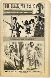 The Black Panther: Black Community News Service - Vol.V, No.7 (August 15, 1970)