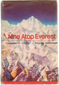 Nine Atop Everest, Story of the Indian Ascent