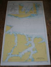 Nautical Chart No. 2332 Ports and Approaches on the North Coast of Norway - Mehamn, Vardo, Kirkenes and Vadso