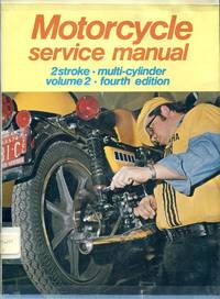 image of Motorcycle Service Manual - 2-Stroke Multi Cylinder Models Fourth Edition Volume 2