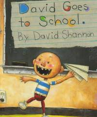 image of David Goes to School (No, David!)
