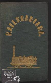 image of Railroadiana. A New History of England. Descriptive of the First Vicinity of the Railroads.