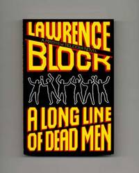 A Long Line of Dead Men  - 1st Edition/1st Printing