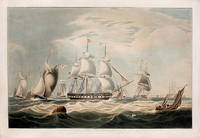 The Right Honourable Lord Yarborough's yacht, The Falcon of 351 tons