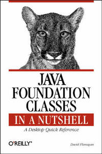 image of Java Foundation Classes in a Nutshell