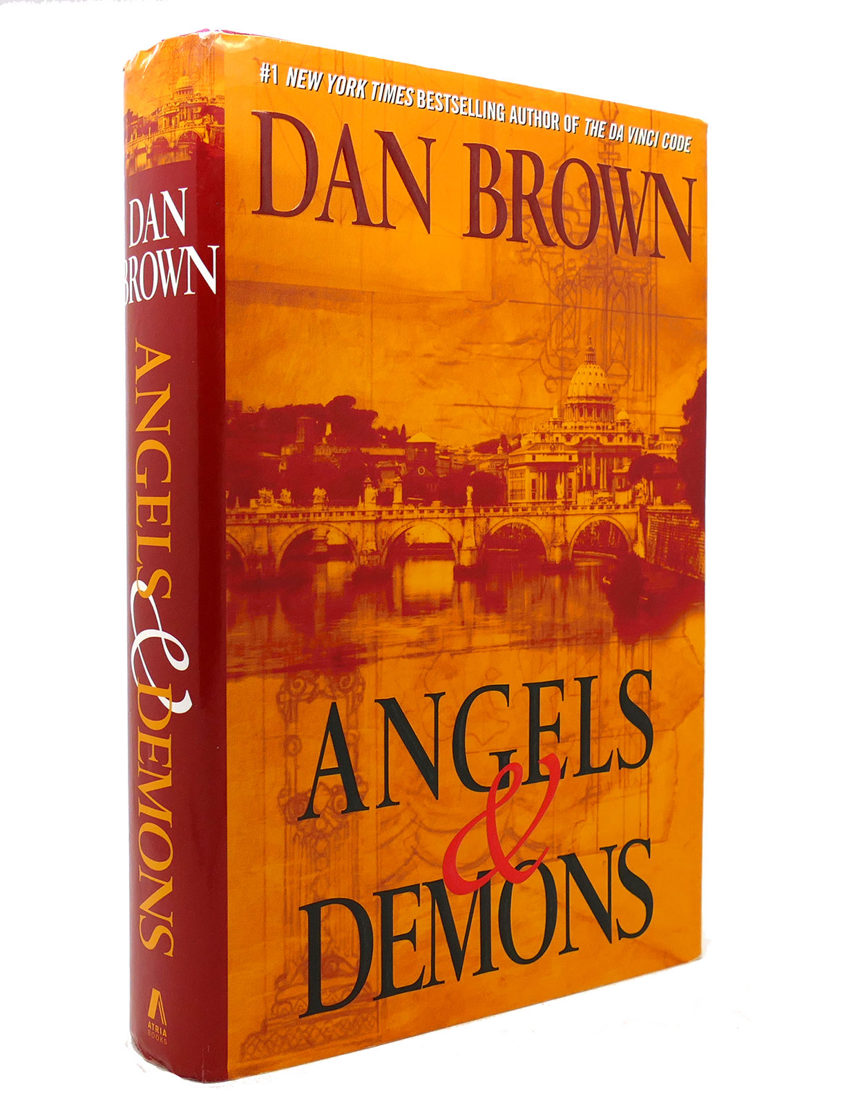 ANGELS & DEMONS by Dan Brown   First Edition; First Printing   20   from  Rare Book Cellar SKU 20