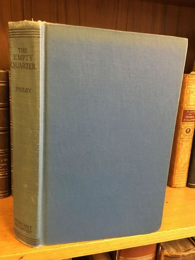New York: Henry Holt and Company, 1933. First American Edition. Hardcover. Octavo, xxiv, 433 pages; ...