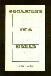 NC: Jargon Society, 1969. Softcover. Near Fine/Near Fine. First edition. Near fine wrappers in a nea...