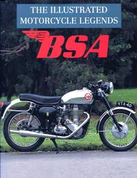 image of The Illustrated Motorcycle Legends: BSA