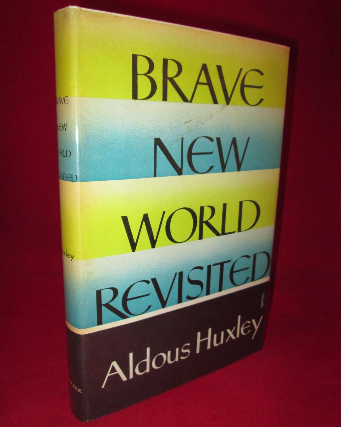 a review of the dangers of technology in brave new world a novel by aldous huxley Brave new world is a classic science fiction novel written by aldous huxley and published in 1932 huxley's novel is a warning about the dangers of a culture focused on instant gratification i've used thinkcerca's technology and impact differentiated lesson set to have students read an.