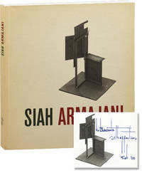 image of Siah Armajani (First Edition, inscribed)