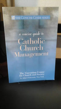 image of A Concise Guide to Catholic Church Management