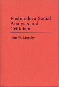 image of Postmodern Social Analysis and Criticism