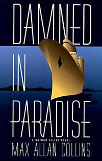 Damned in Paradise by Max Allan Collins  - Hardcover  - 1996  - from ThriftBooks (SKU: G0525942254I3N00)