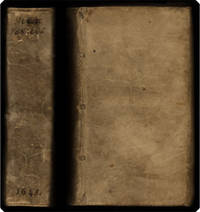 Nugae venales, sive thesaurus ridendi & jocandi. Ad gravissimos severissimosque  viros, patres melancholicorum conscriptos.