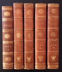 Boxiana; or, Sketches of Ancient and Modern Pugilism (complete in 5 Vols.)