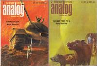 Computer War, serialized in Analog Science Fiction / Science Fact, June - July 1967