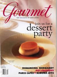 image of GOURMET MAGAZINE 1997: DESSERT PARTIES