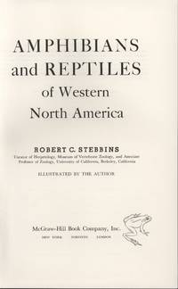 image of Amphibians and Reptiles of Western North America