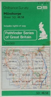 Pathfinder map sheet 627: Milnthorpe