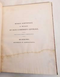 image of Recherches Historiques et Archeologiques: Premiere Partie: Histoire