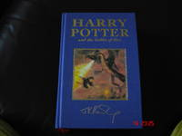 Harry Potter and the Goblet of Fire by JK Rowling - Signed First Edition - 2000 - from suntown and Biblio.com