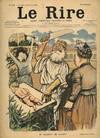 Le Rire, Journal Humoristique Paraissant le Samedi, 18 Janvier, 1902
