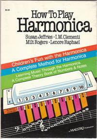 image of How to Play Harmonica Children's Fun with the Harmonica a Complete Method  for Harmonica