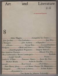 Art and Literature 8 (Spring 1966)