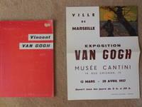 Vincent Van Gogh ; Museé Cantini Marseilles  - 12 Mars-28 Avril 1957