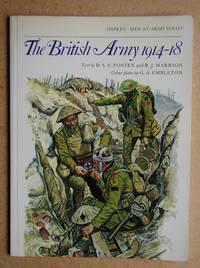 The British Army 1914-18.