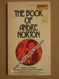 THE BOOK OF ANDRE NORTON (aka The Many Worlds of Andre Norton)