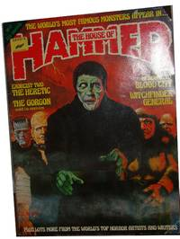 The House Of Hammer. Volume 1, Number 12. September 1977