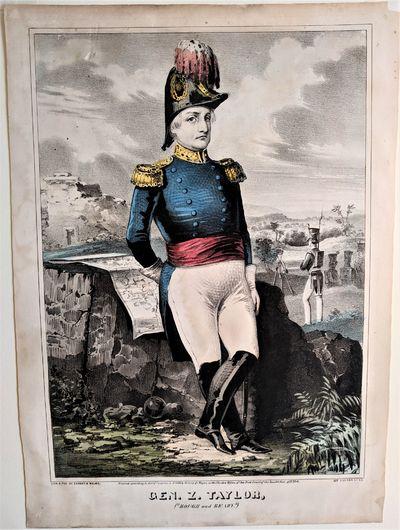 New York: Lith. & Pub.by Sarony & Major, 1846. Folio. 355 x 255 mm., . image size 300 x 220 mm.,...
