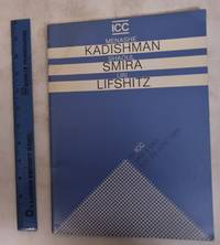 image of Menashe Kadishman, Shaoul Smira, Uri Lifshitz