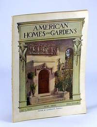 American Homes and Gardens Magazine, June 1908, Volume V, No. 6 - Residence of Henry M. Kneedler, Esq., Chestnut Hill, Pennsylvania