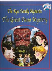 image of THE GREAT PAUA MYSTERY: THE KYSS FAMILY MYSTERIES