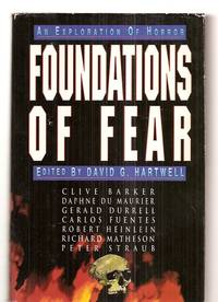image of FOUNDATIONS OF FEAR [AN EXPLORATION OF HORROR]