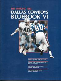 image of The Official 1985 Dallas Cowboys Bluebook VI
