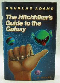 image of The Hitchhiker's Guide to the Galaxy (3rd Printing): Douglas Adams