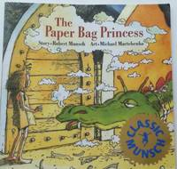collectible copy of The Paper Bag Princess