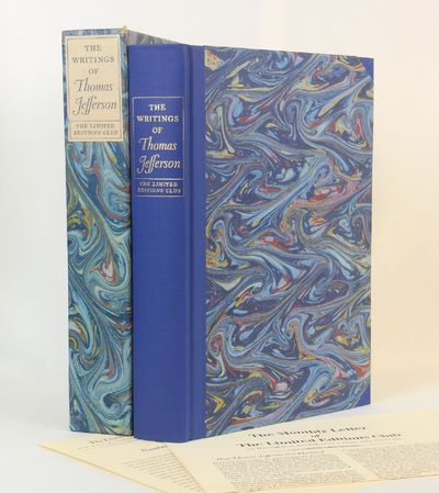 Lunenburg, Vermon: The Limited Editions Club, printed at The Stinehour Press, 1967. Limited Edition....
