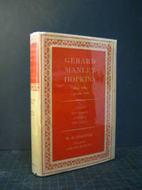 Gerard Manley Hopkins 1844-1889 Volume Two: A Study of Poetic Idiosyncrasy in relation to Poetic...