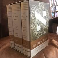image of The Hebrew Bible: A Translation with Commentary (Three-Volume Hardcover Set)