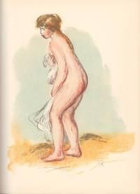 Les lithographies de Renoir. (Réalisé par André Sauret et Fernand Mourlot).