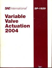Variable Valve Actuation 2004: Sp-1829