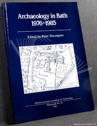 image of Archaeology in Bath, 1976-1985